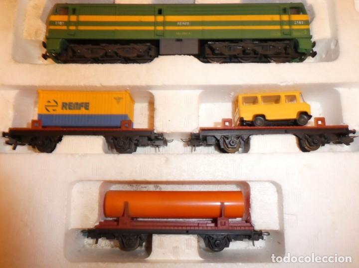 Trenes Escala: EQUIPO IBERTREN H0 2006 - Foto 3 - 194617036