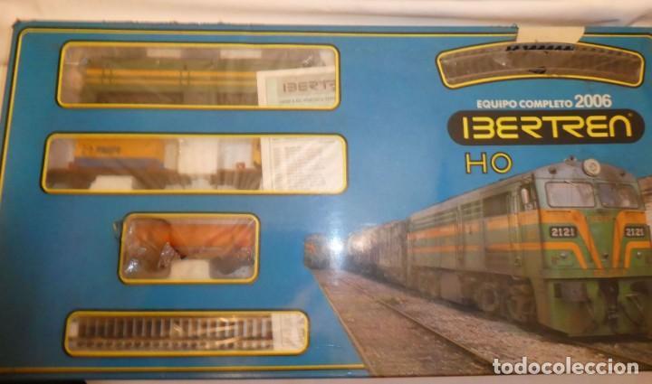 Trenes Escala: EQUIPO IBERTREN H0 2006 - Foto 4 - 194617036