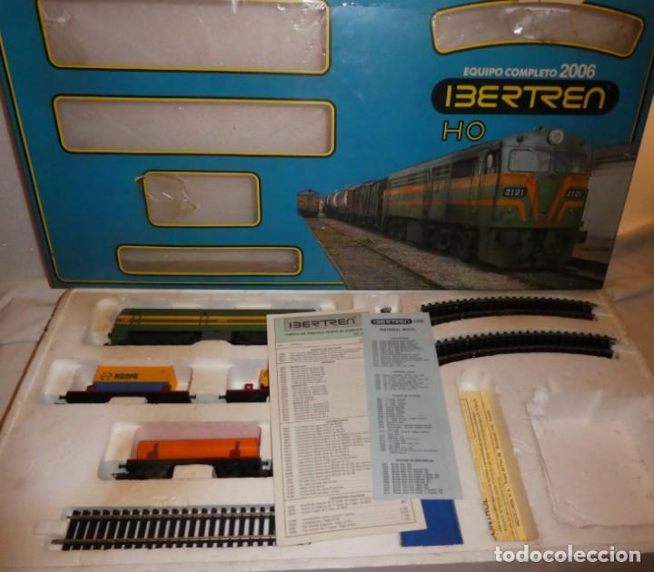 Trenes Escala: EQUIPO IBERTREN H0 2006 - Foto 9 - 194617036