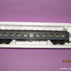 Trenes Escala: ANTIGUO COCHE LITERAS 2ª CLASE RENFE ESC. *H0* REF 2206 DE IBERTREN MADE IN SPAIN 1980S. Lote 195183501