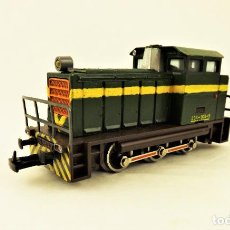 Trenes Escala: IBERTREN 2117 LOCOMOTORA MANIOBRAS DIESEL. Lote 196918158
