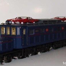 Trenes Escala: LOCOMOTORA ELECTRICA NORTE 7100 DE IBERTREN ESCALA H0 DIGITAL CON SONIDO REF:4202B. Lote 201206758