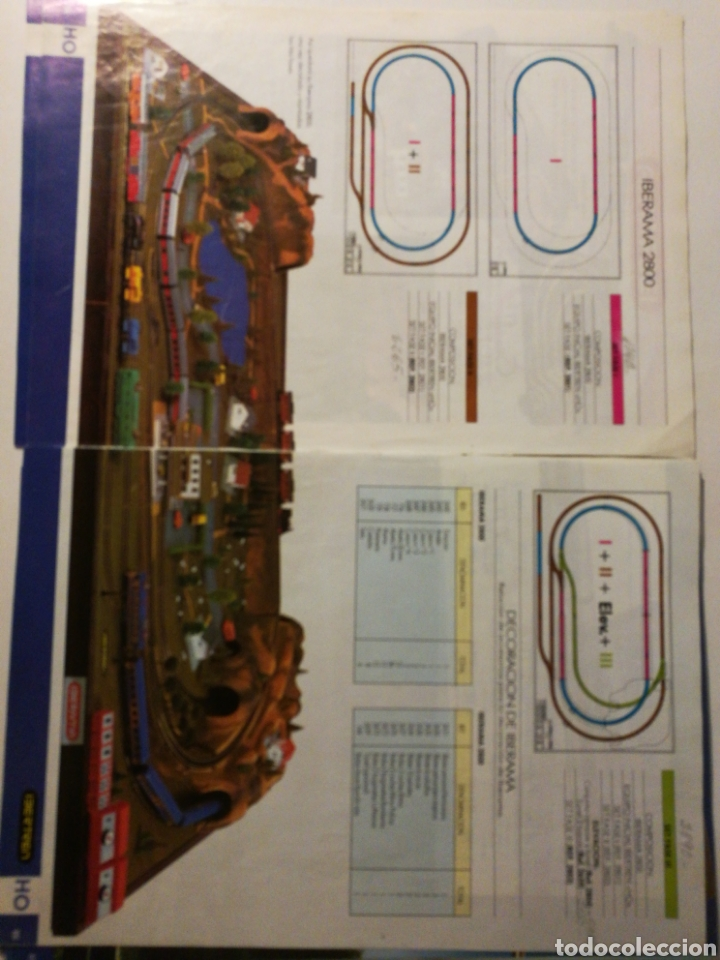 Trenes Escala: Catalogo Ibertren - Foto 2 - 203796135