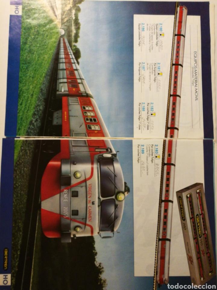 Trenes Escala: Catalogo Ibertren - Foto 3 - 203796135