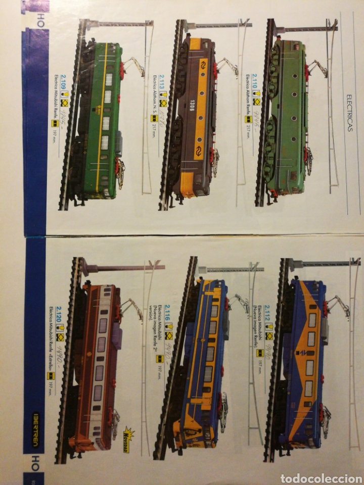 Trenes Escala: Catalogo Ibertren - Foto 5 - 203796135