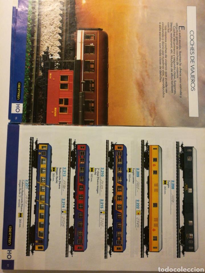 Trenes Escala: Catalogo Ibertren - Foto 6 - 203796135