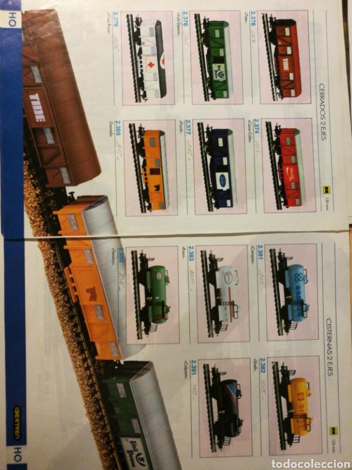 Trenes Escala: Catalogo Ibertren - Foto 9 - 203796135