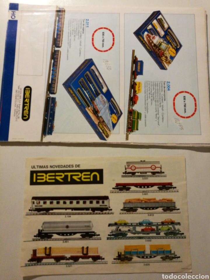 Trenes Escala: Catalogo Ibertren - Foto 15 - 203796135