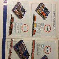 Trenes Escala: CATALOGO IBERTREN. Lote 203796135
