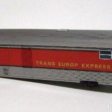 Trenes Escala: IBERTREN TALGO. FURGÓN. H0 1/87. DE SEGUNDA MANO.. Lote 204121912