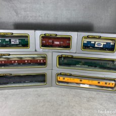 Trenes Escala: LOTE X 13 VAGONES IBERTREN - REF: 2207-2209-2414-2417-2311-2356-2376-. Lote 205068256