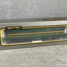 Trenes Escala: LOCOMOTORA DIÉSEL ALCO 2100 RENFE - IBERTREN REF: 2104 - H0 -. Lote 205130433