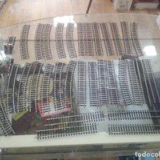 Trenes Escala: LOTE VIAS IBERTREN LAS DE LAS FOTO. Lote 205808716