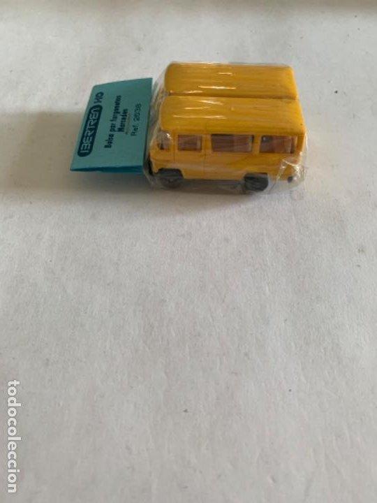 IBERTREN. HO. REF 2638 PAR FURGONETAS MERCEDES (Juguetes - Trenes a Escala - Ibertren H0)