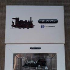 """Trenes Escala: IBERTREN H0 DIGITAL LOCOMOTORA VAPOR 030T SCHNEIDER """"EL SELMO"""" REFERENCIA 41034 DC.. Lote 211406859"""