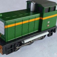 Trenes Escala: IBERTREN H0 LOCOMOTORA DIGITAL DEL EQUIPO START. FUNCIONA. Lote 211553332