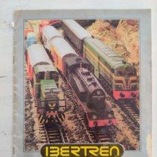 Trenes Escala: CATALOGO IBERTREN HO. Lote 211860075