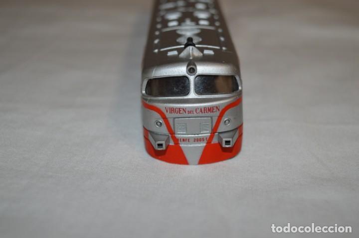 Trenes Escala: Chasis base y carrocería / Locomotora TALGO III / IBERTREN Antiguo - Escala H0 - ¡Mira fotos! - Foto 12 - 213770592