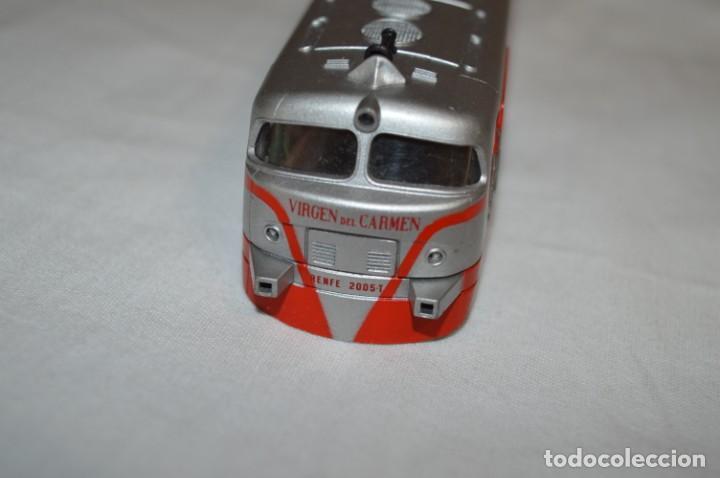 Trenes Escala: Chasis base y carrocería / Locomotora TALGO III / IBERTREN Antiguo - Escala H0 - ¡Mira fotos! - Foto 13 - 213770592