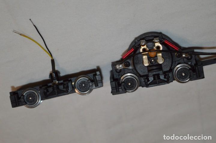 Trenes Escala: Bogie motor y toma corriente / Locomotora TALGO III / IBERTREN Antiguo - Escala H0 - ¡BUEN ESTADO! - Foto 3 - 213775505
