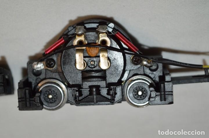 Trenes Escala: Bogie motor y toma corriente / Locomotora TALGO III / IBERTREN Antiguo - Escala H0 - ¡BUEN ESTADO! - Foto 5 - 213775505
