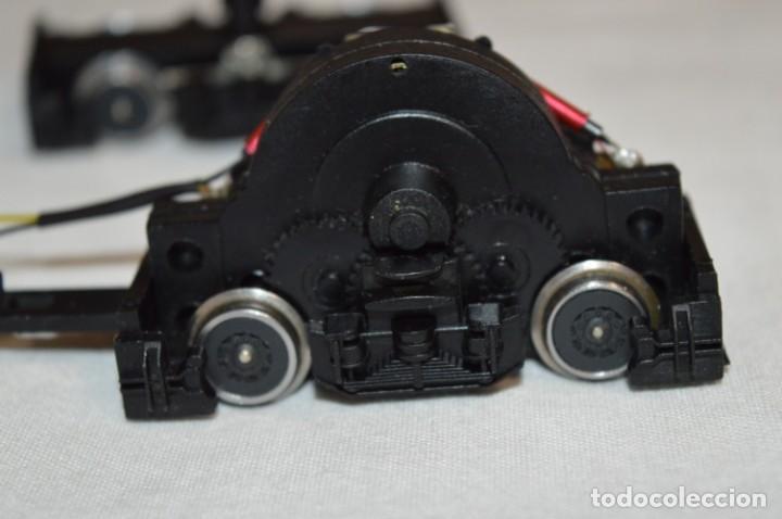 Trenes Escala: Bogie motor y toma corriente / Locomotora TALGO III / IBERTREN Antiguo - Escala H0 - ¡BUEN ESTADO! - Foto 6 - 213775505