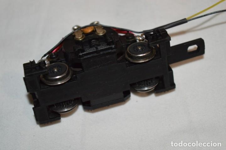 Trenes Escala: Bogie motor y toma corriente / Locomotora TALGO III / IBERTREN Antiguo - Escala H0 - ¡BUEN ESTADO! - Foto 8 - 213775505