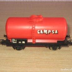 Trenes Escala: CAMPSA, VAGON ESCALA HO COMPLETO-IBERTREN ¿. Lote 217271656