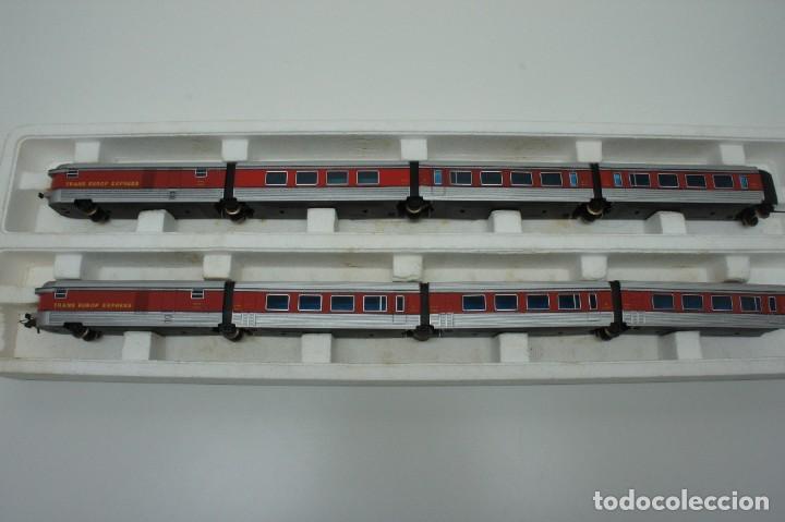 Trenes Escala: IBERTREN H0 MAQUINA Y VAGONES TALGO 2186 SIN LUZ . VER DESCRIPCIÓN . - Foto 15 - 217774446