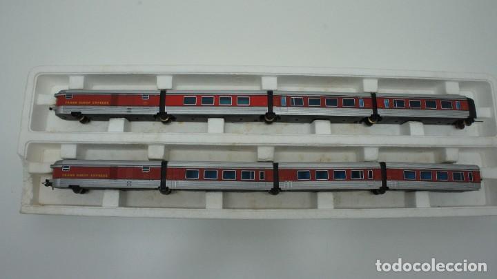 Trenes Escala: IBERTREN H0 MAQUINA Y VAGONES TALGO 2186 SIN LUZ . VER DESCRIPCIÓN . - Foto 16 - 217774446