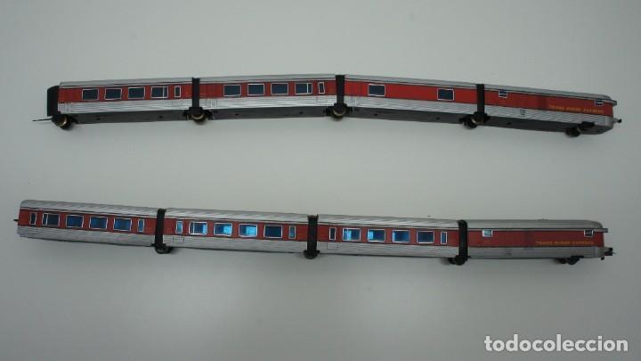 Trenes Escala: IBERTREN H0 MAQUINA Y VAGONES TALGO 2186 SIN LUZ . VER DESCRIPCIÓN . - Foto 17 - 217774446