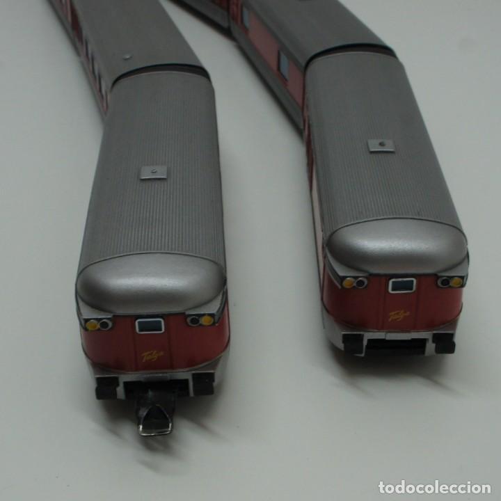 Trenes Escala: IBERTREN H0 MAQUINA Y VAGONES TALGO 2186 SIN LUZ . VER DESCRIPCIÓN . - Foto 20 - 217774446