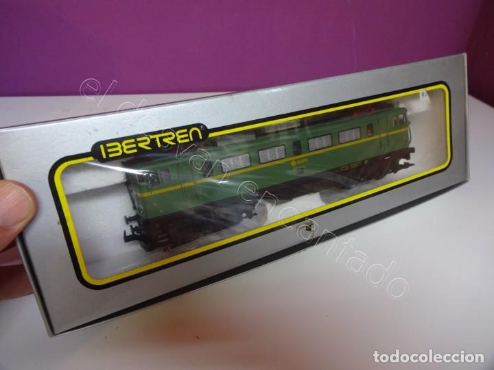 IBERTREN HO. LOCOMOTORA RENFE MITSUBISHI. REF: 2109 (Juguetes - Trenes a Escala - Ibertren H0)