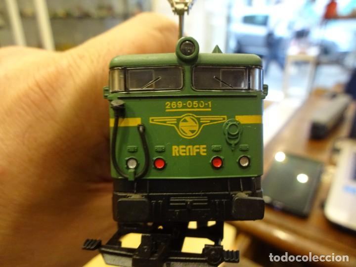 Trenes Escala: IBERTREN HO. Locomotora RENFE Mitsubishi. REF: 2109 - Foto 5 - 219007076