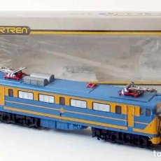 Trenes Escala: LOCOMOTORA IBERTREN RENFE NUEVA 269 IMAGEN EN SU CAJA. Lote 221623493