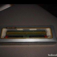 Trenes Escala: LOCOMOTORA DIESEL ALCO 2100 RENFE IBERTREN CORRIENTE CONTINUA ESCALA H0 REF 2104.. Lote 223423447