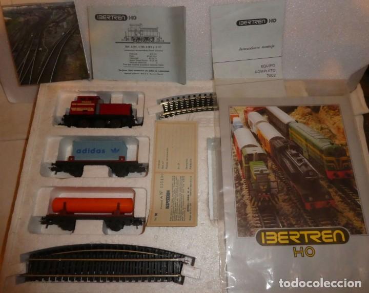 Trenes Escala: EQUIPO IBERTREN H0 2002, SIN TRANSFORMADOR - Foto 11 - 224246116