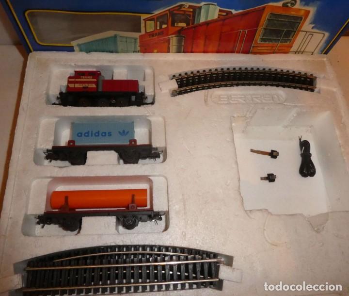 Trenes Escala: EQUIPO IBERTREN H0 2002, SIN TRANSFORMADOR - Foto 6 - 224246116
