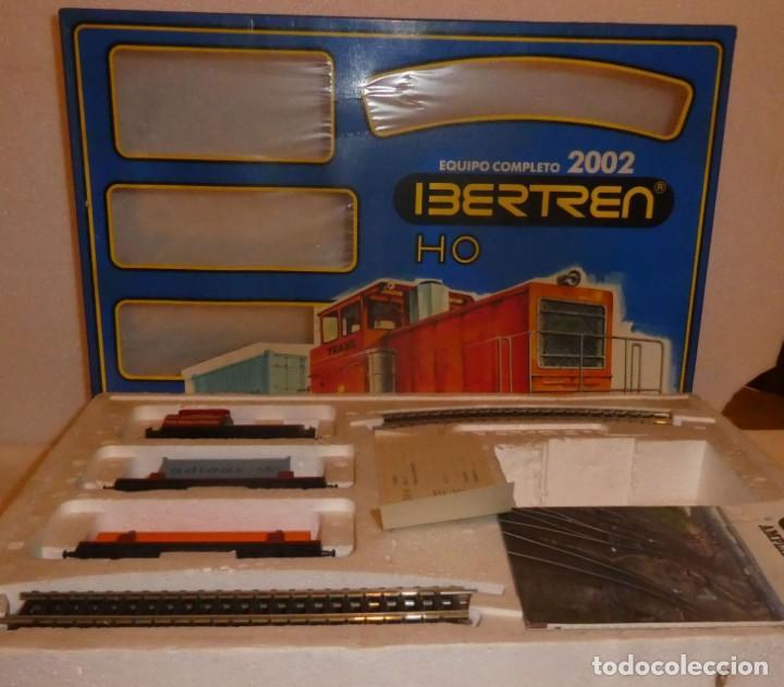 Trenes Escala: EQUIPO IBERTREN H0 2002, SIN TRANSFORMADOR - Foto 8 - 224246116