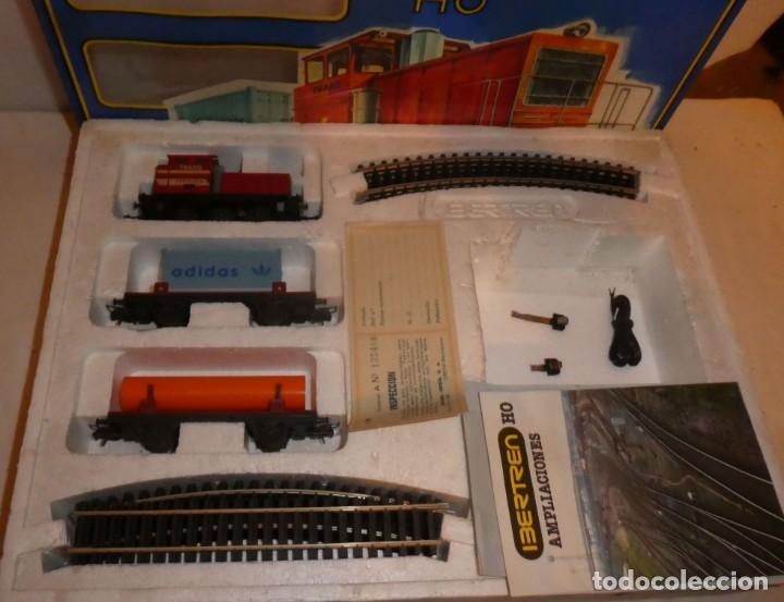 Trenes Escala: EQUIPO IBERTREN H0 2002, SIN TRANSFORMADOR - Foto 2 - 224246116
