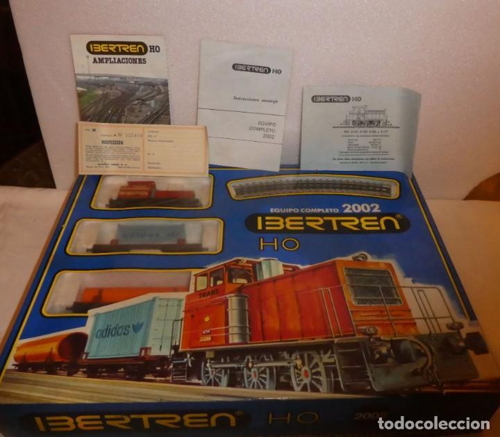 Trenes Escala: EQUIPO IBERTREN H0 2002, SIN TRANSFORMADOR - Foto 3 - 224246116