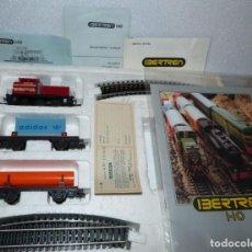 Trenes Escala: EQUIPO IBERTREN H0 2002, SIN TRANSFORMADOR. Lote 224246116