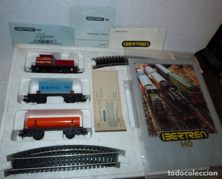 Trenes Escala: EQUIPO IBERTREN H0 2002, SIN TRANSFORMADOR - Foto 7 - 224246116