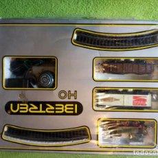 Trenes Escala: CAJA DE INICIACION IBERTREN.E.HO MD.2001. Lote 229175925