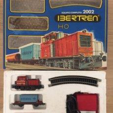 Trenes Escala: IBERTREN H0 EQUIPO COMPLETO 2002. Lote 229607425