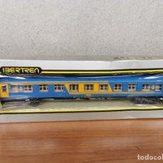 Trains Échelle: IBERTREN REF: 2210 - COCHE DE PASAJEROS 2ª CLASE. Lote 230752250