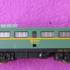 Trains Échelle: TREN IBERTREN H0 RENFE MAQUINA LOCOMOTORA 269-050-1 VERDE ESPAÑA. Lote 233199260