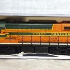 Trenes Escala: LOCOMOTORA 7763 GN GREAT NORTHERN SD7 ES. N. Lote 234667500