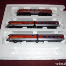 Trains Échelle: MAGNIFICO TREN IBERTREN ESCALA H0 REF 2007. Lote 234673345