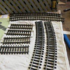 Trenes Escala: IBERTREN H0 LOTE 8 PIEZAS. Lote 236394070